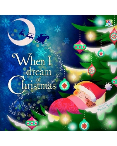 8 x When I Dream Of Christmas Books
