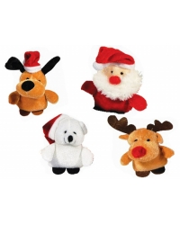24 x Christmas Plush Assortment 9cm