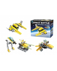Image of 6 x Space Battle Building Brick Sets