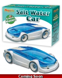 Image of Wrapped Grotto Toys - Salt Water Car x6
