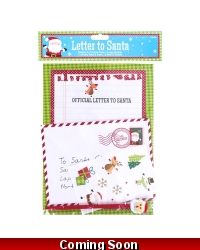 Image of 24 x Letters to Santa Christmas Packs