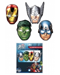 Image of 72 x Marvel Avengers Masks