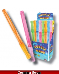 Image of 24 x Bubble Wands 36cm