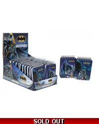 Image of 24 x Batman Notepads