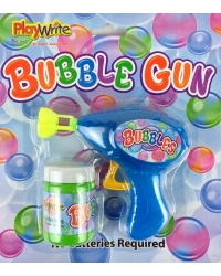 Image of 12 x Friction Bubble Guns & Bubbles