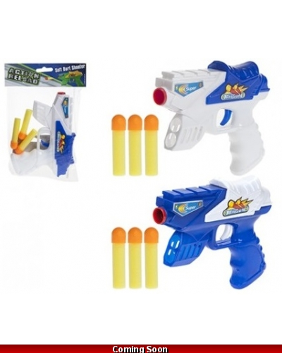 24 x Soft Foam Dart Shooter Guns