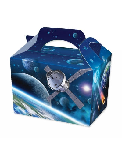 50 x Deep Space Food Boxes