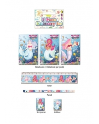 Image of 24 x Mermaid Stationery Sets