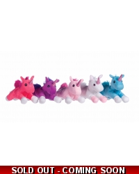 12 X Plush Unicorns 8