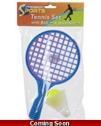 12 Junior Tennis Sets