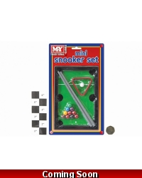 Image of 24 X Mini Snooker Sets