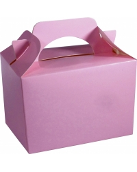 50 x Baby Pink Food Boxes