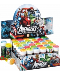 Image of 36 x Avengers Bubble Tubs