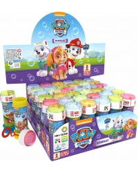 Image of 36 x Pink Paw Patrol Bubble Tubs