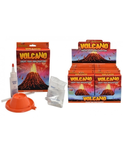 12 x Volcano Eruption Kits