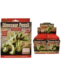 Image of 12 x Glow Dinosaur Dig Out Kits