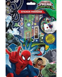 Image of 12 x Spider man Sticker Paradise Sets