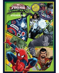Image of 12 x Spider Man Sticker Fun