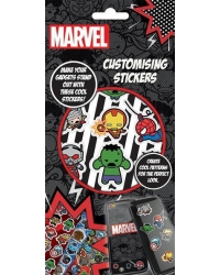 Image of 12 x Marvel Avengers Customising Sticker Sets
