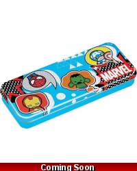 Image of 12 x Marvel Avengers Tin Pencil Cases