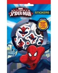Image of 12 x Spider Man 700 Stickers