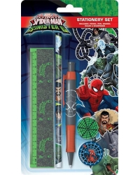 Image of 12 x Spider Man Stationery Sets