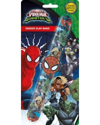 Image of 8 x Spider Man Snap Bands