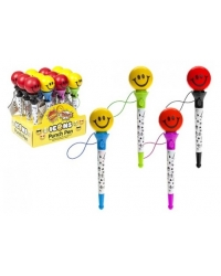 Image of 12 x Smiley Face Punch Pens