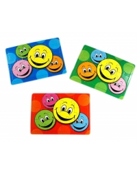 Image of 120 x Smiley Face Jigsaws
