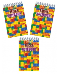 Image of 120 x Building Brick Notebooks