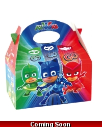 Image of 24 x PJ Masks Food Boxes