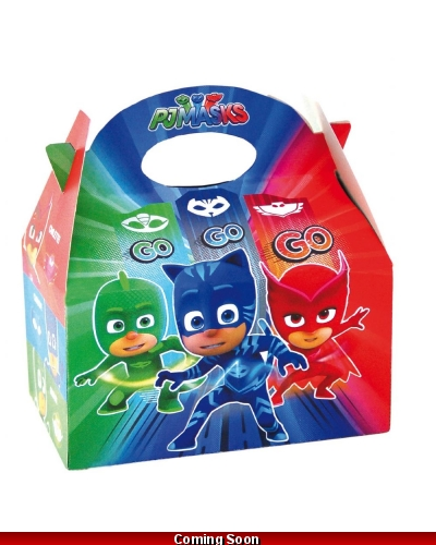 24 x PJ Masks Food Boxes