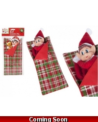 Image of 18 x Christmas Elf Sleeping Bags