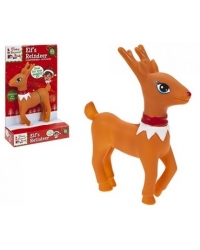 Image of 12 x Vinyl Elf Reindeer