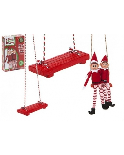 18 x Christmas Elf Swings