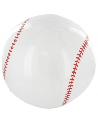 Image of 12 x Inflatable Baseballs 36cm