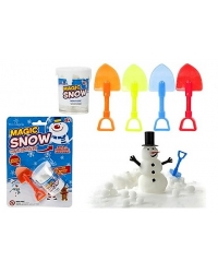 24 x Magic Snow With Shovel Sets