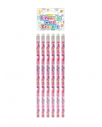 Image of 24 x Pony Pencils 6pk