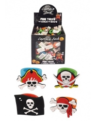 Image of 156 x Silicone Pirate Rings