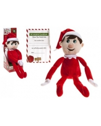 Image of 12 x Plush Adopt An Elf 30cm