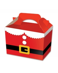 Image of 50 x Santa Suit Food/Party Boxes