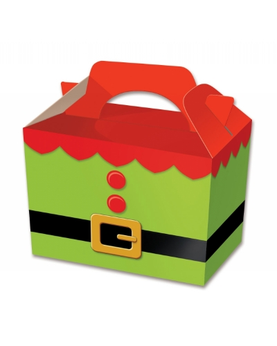 50 x Elf Tunic Food/Party Boxes