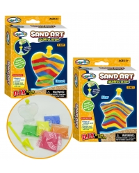 Image of 24 x Pocket Sand Art Craft Sets