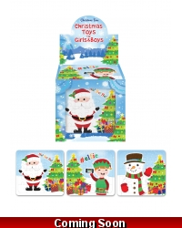 Image of 108 x Christmas Jigsaw Puzzles