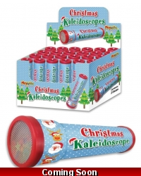 Image of 24 x Christmas Kaleidoscopes