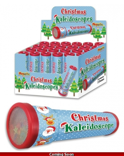 24 x Christmas Kaleidoscopes