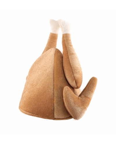 10 x Christmas Turkey Hats