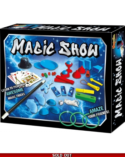 Wrapped Grotto Toys - Large Magic Sets x 6