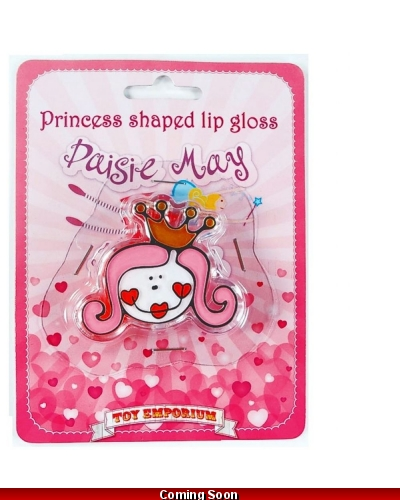 Wrapped Grotto Toys - Lipgloss x 24