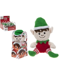 Image of 12 x Sitting Elf In Gift Bag
